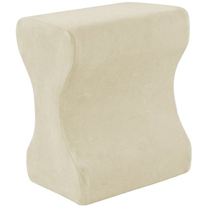 Contour Original Leg Pillow, Ecru